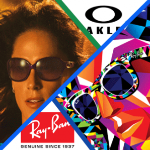 Oakley And Rayban