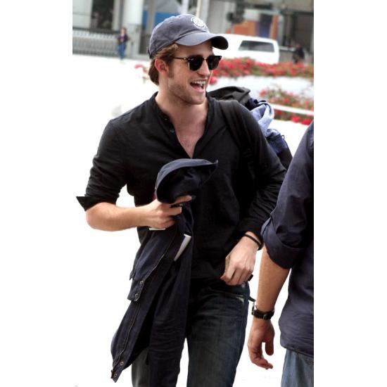 bf504e82b1 Ray-Ban Sunglasses Clubmaster RB3016. Robert Pattinson ...