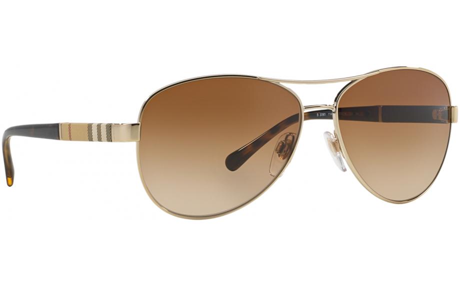 b53f7b08750 Burberry BE3080 114513 59 Sunglasses - Free Shipping