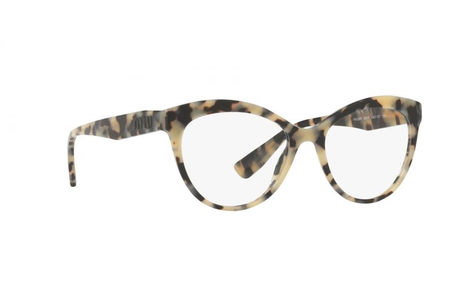91f21c2d83a5 Miu Miu MU 04RV KAD1O1 53 Glasses - Free Shipping