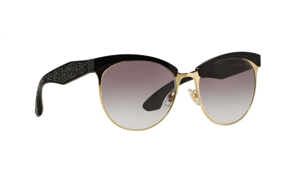 630101bd530 Miu Miu Stardust MU 54QS 1AB3E2 56 Sunglasses - Free Shipping ...
