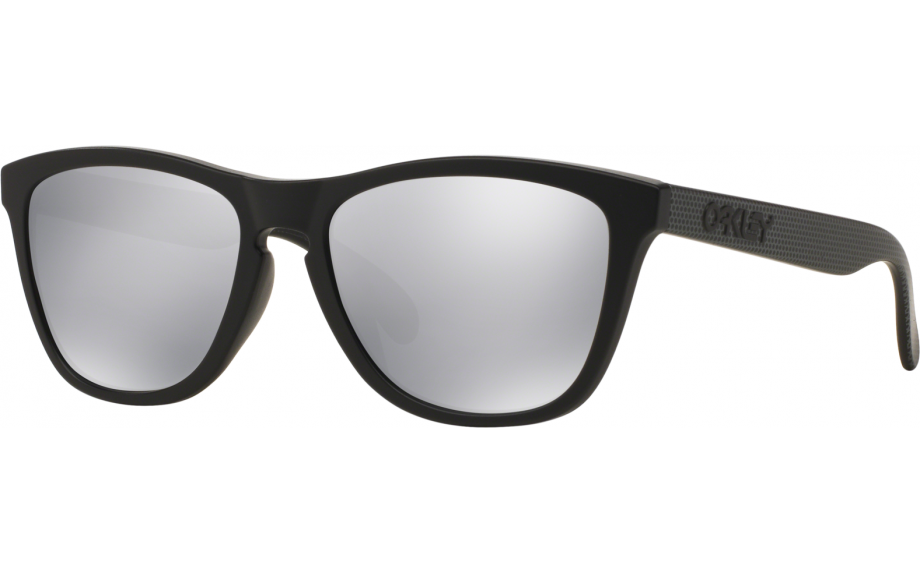 f537ba4d91 Oakley Frogskins Machinist Collection Matte Black OO9013-78 - Free Shipping
