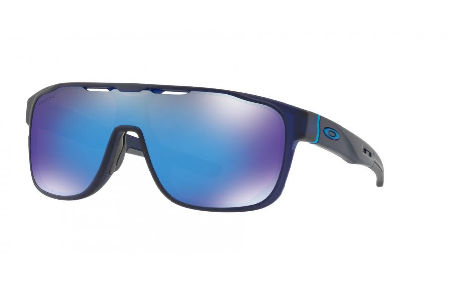 0a68d48ef0 Oakley Crossrange Shield Matte Translucent Blue OO9387-05ALT - Free  Shipping