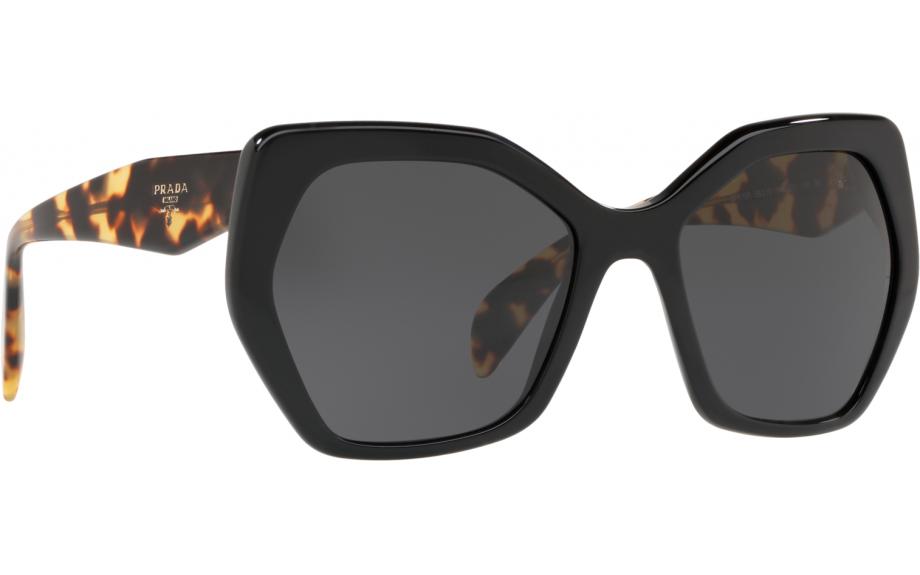 b3f68e874fe94 Prada PR16RS 1AB5S0 56 Sunglasses - Free Shipping