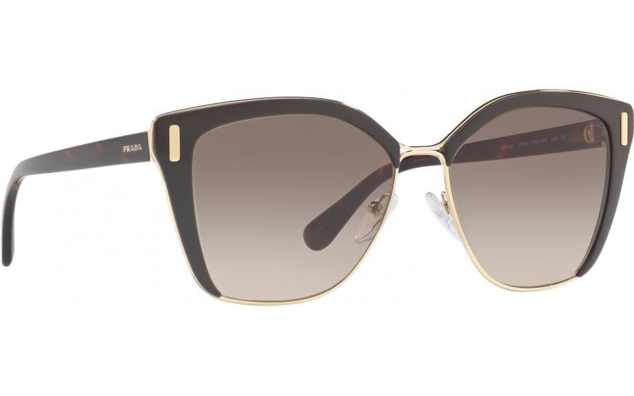 5b8631733d Prada PR56TS DHO3D0 57 Sunglasses - Free Shipping