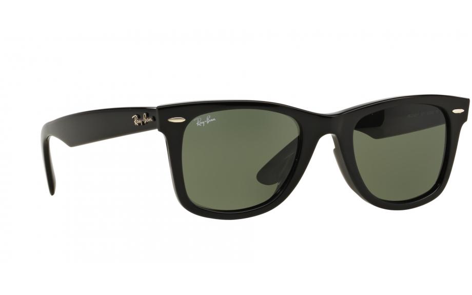 0550b0ade7 Ray-Ban Wayfarer RB2140F 901 54 Sunglasses - Free Shipping