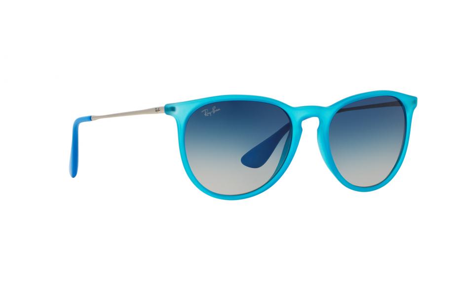 7f88fa683636 Ray-Ban Erika RB4171 60234L 54 Sunglasses - Free Shipping | Shade Station
