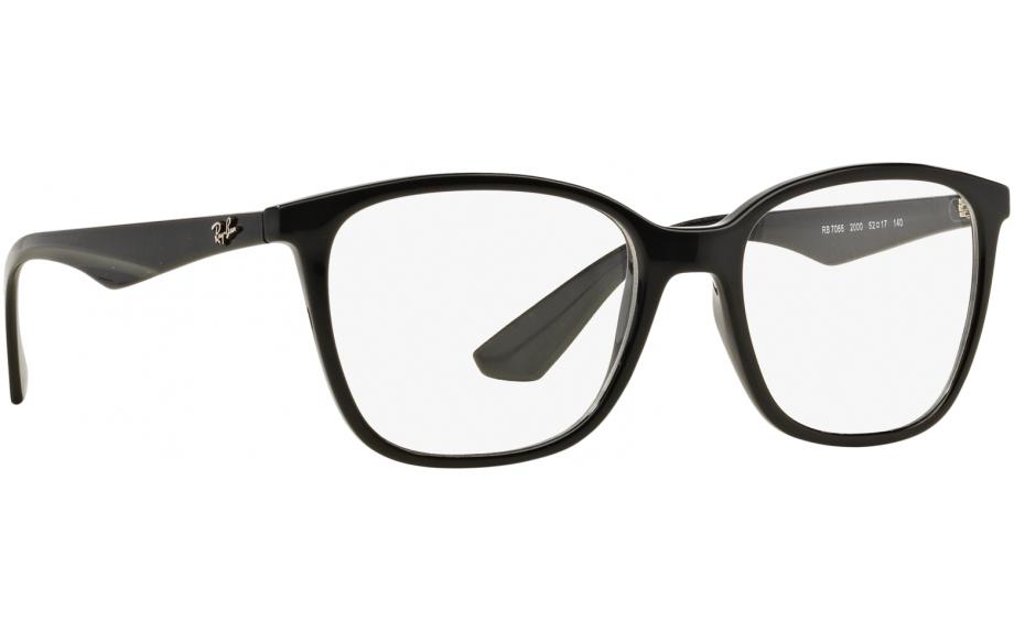 dda4f67ba2 Ray-Ban RX7066 2000 52 Glasses - Free Shipping