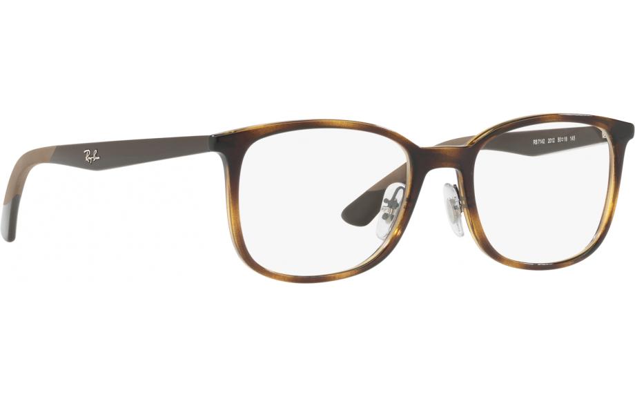 acb5eadff2a Ray-Ban RX7142 2012 50 Glasses - Free Shipping