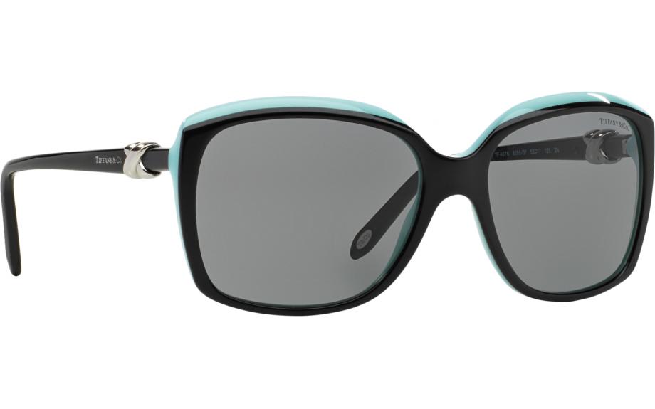 f82655efa9c Tiffany   Co TF4076 80553F 58 Sunglasses - Free Shipping