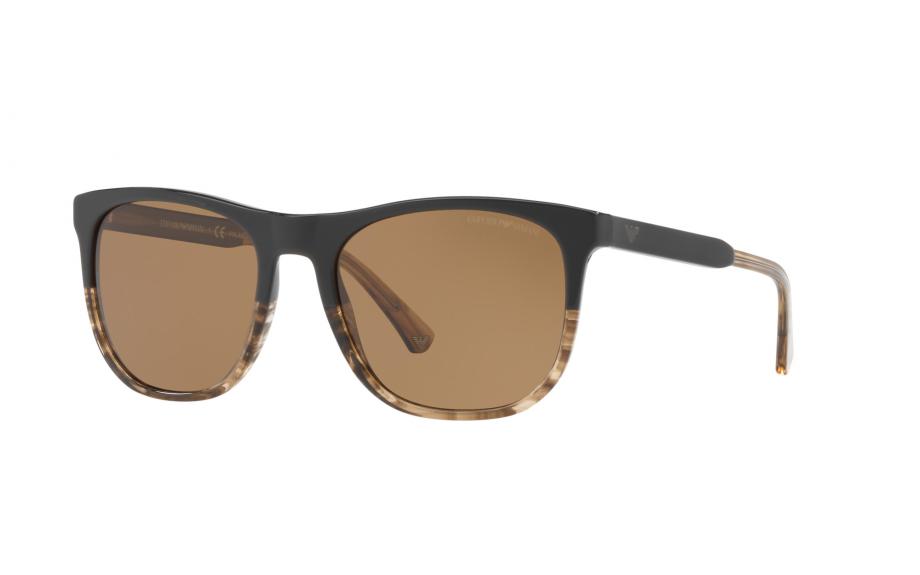 Emporio Armani EA4099 556783 56 Sunglasses - Free Shipping   Shade Station 1b73a5dd4c