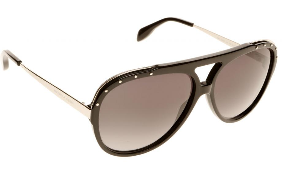 8e8108535e6b Alexander McQueen AMQ4240 S CSA 61 Sunglasses - Free Shipping ...