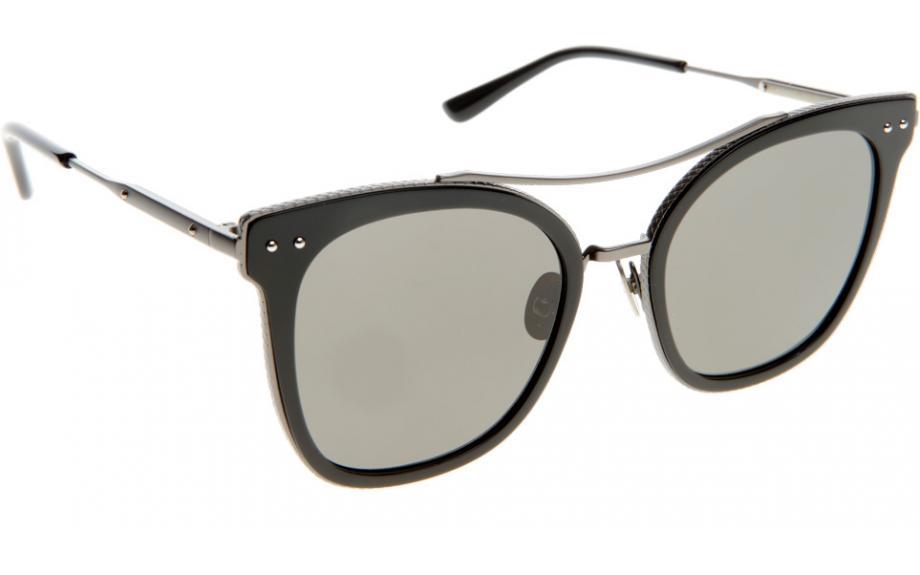 49c71f7616 Bottega Veneta BV0064S 001 53 Sunglasses - Free Shipping
