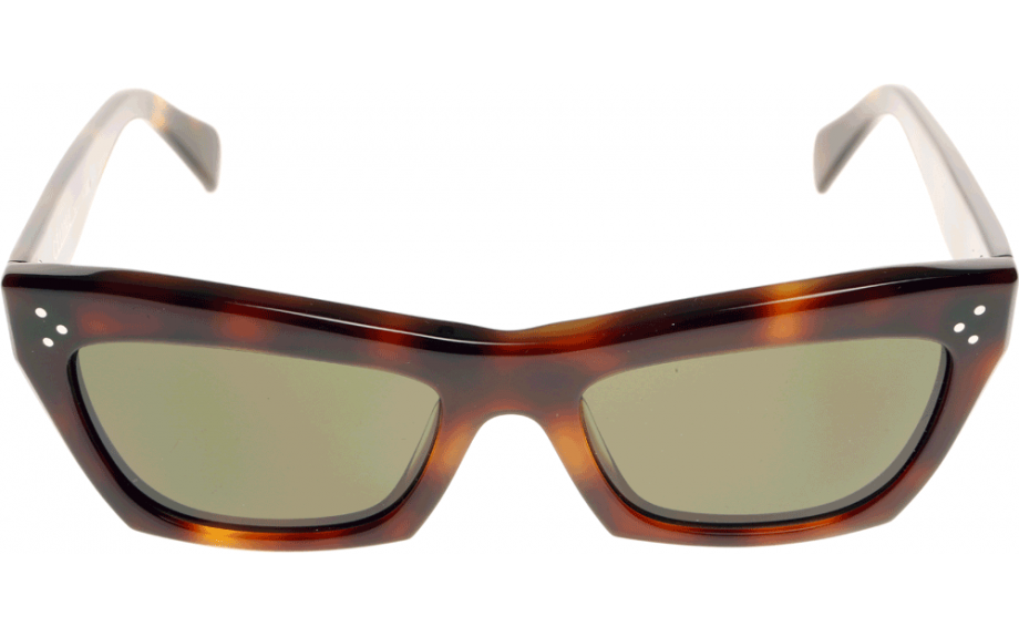 4e9e97e36a3a Celine Retro CL41802 05L IE Sunglasses - Free Shipping