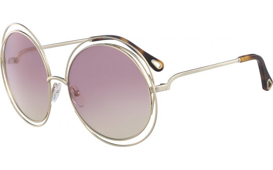 47791ce24934 Chloé Carlina CE114SD 702 5818 Sunglasses - Free Shipping