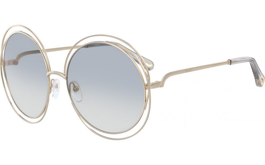 bcfe9c1d3571 Chloé Carlina CE114SD 734 62 Sunglasses - Free Shipping