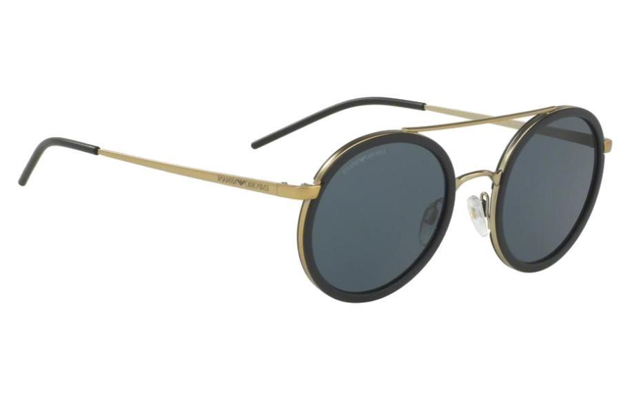 9369fbd48910 Emporio Armani EA2041 300287 50 Sunglasses - Free Shipping