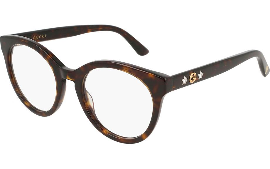 df6d946275d1 Gucci GG0348O 002 51 Glasses - Free Shipping