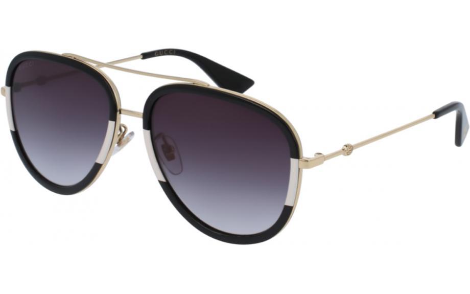 fa820808d6 Gucci GG0062S 006 57 Sunglasses - Free Shipping