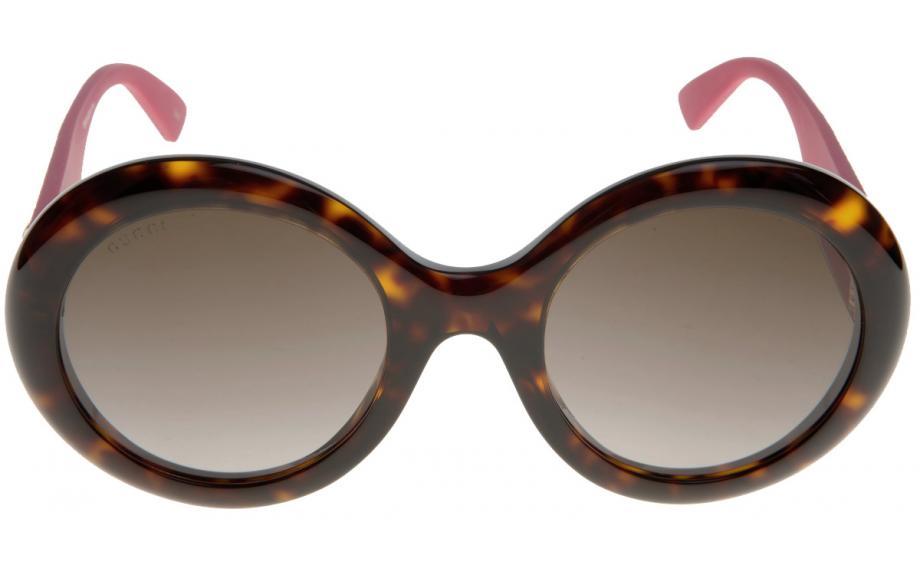 054ad3b09dc Gucci GG0101S 003 53 Sunglasses - Free Shipping
