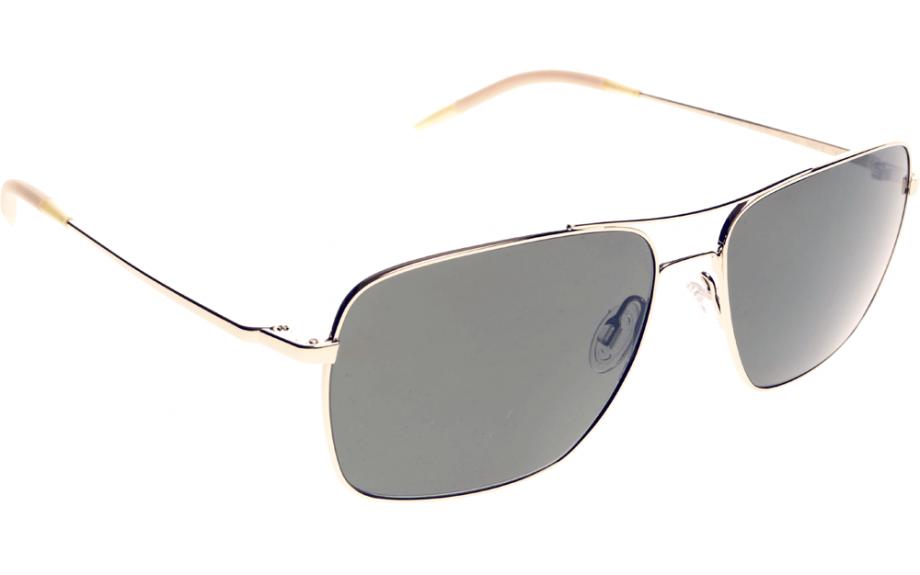 efa4215e086 Oliver Peoples Clifton OV1150S 5035P1 58 Sunglasses - Free Shipping ...