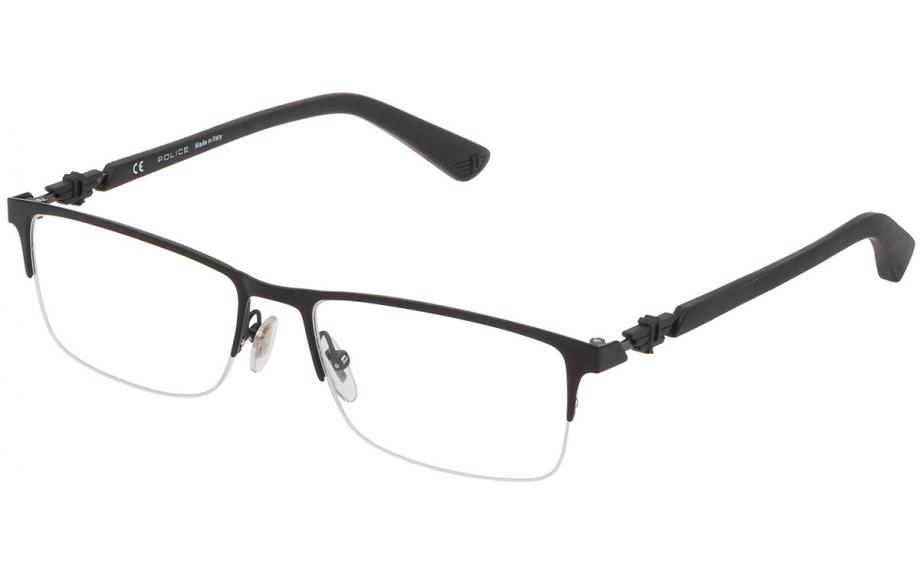 fc81fa3e2978 Police VPL794 0531 55 Glasses - Free Shipping | Shade Station