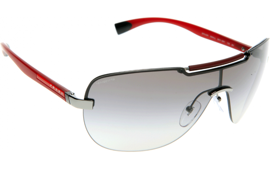 d443e4cd0f Prada Sport PS52NS 5AV3M1 36 Sunglasses - Free Shipping