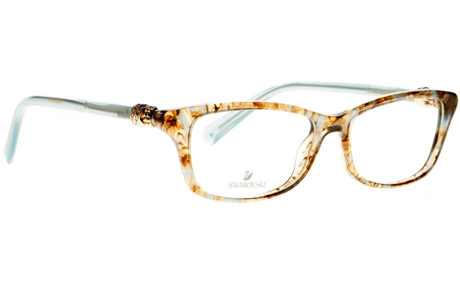 6d84b8d1002a Swarovski SK5243 084 52 Glasses - Free Shipping | Shade Station