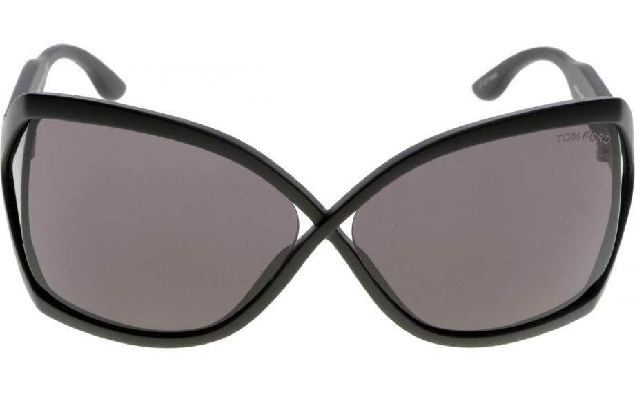 15c286adc9 Tom Ford Julianne FT0427 02A 62 Sunglasses - Free Shipping