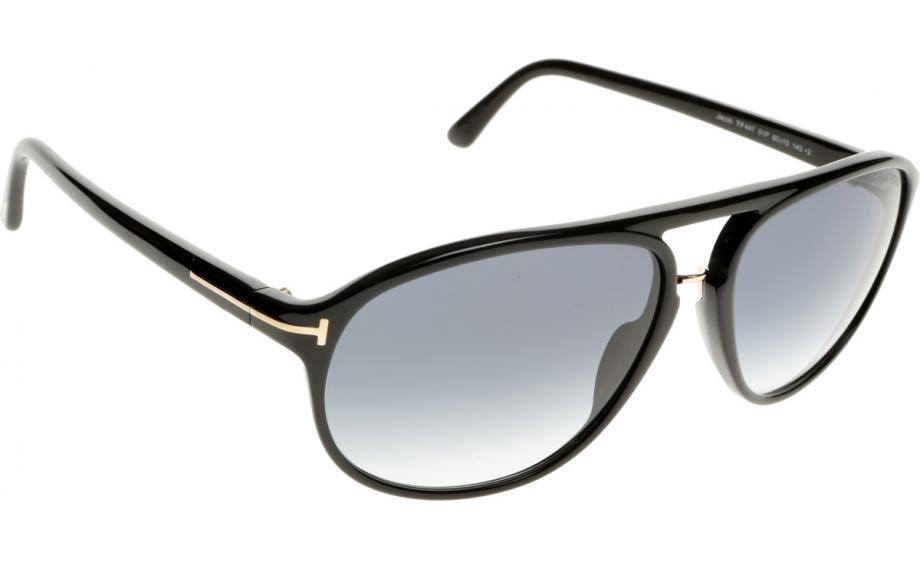 the sale of shoes exclusive shoes san francisco Tom Ford Jacob FT0447 01P 60 Sunglasses - Free Shipping | Shade ...