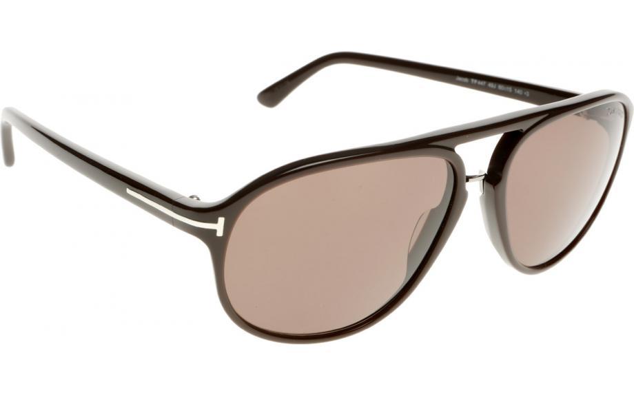 688d10eb256 Tom Ford Jacob FT0447 49J 60 Sunglasses - Free Shipping