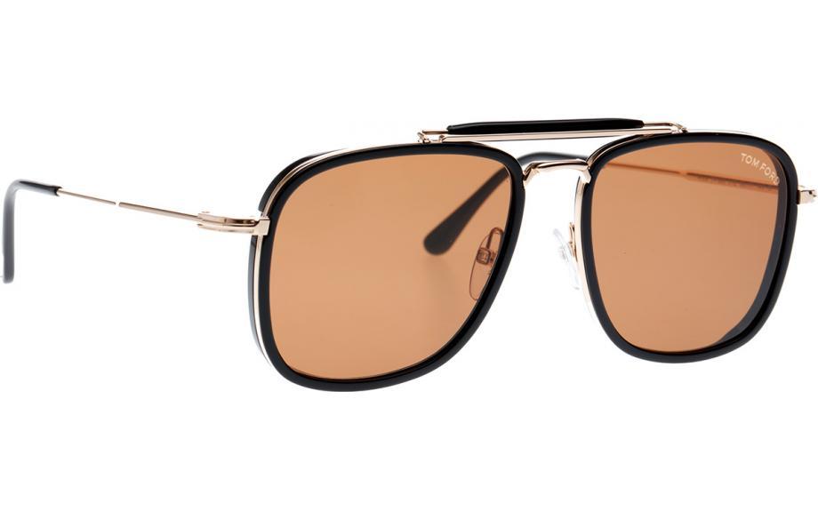 907174621c Tom Ford Huck FT0665 01E 56 Sunglasses - Free Shipping