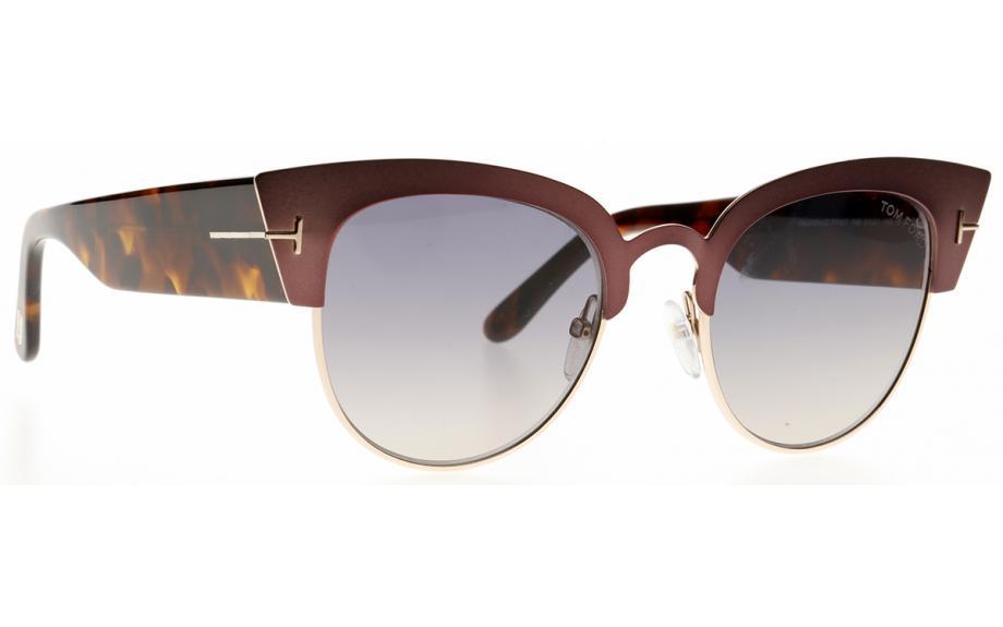 a05cfd51eb4 Tom Ford Alexandra-02 FT0607 74B 51 Sunglasses - Free Shipping ...