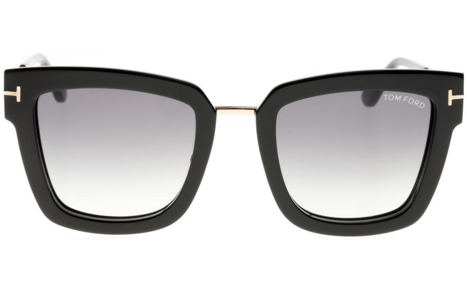 b5171003a3199 Tom Ford Lara-02 FT0573 S 01B 52 Sunglasses - Free Shipping
