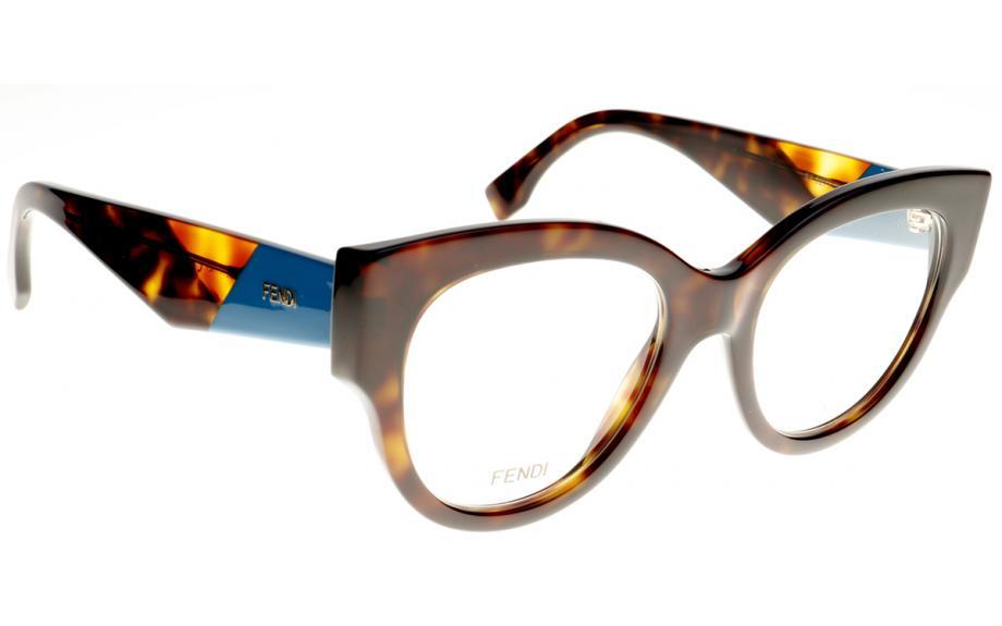 0c35c08327 Fendi Facets FF0271 086 50 Glasses - Free Shipping