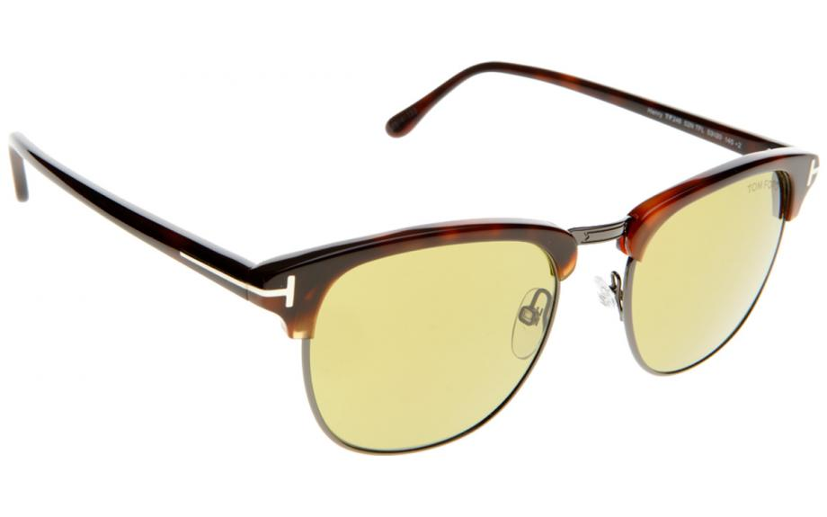 Tom Ford Henry FT0248 S 52N 53 Sunglasses - Free Shipping  b36ef0a1631be