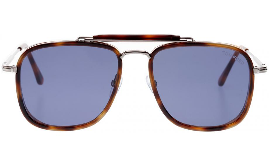 d2ba35e498 Tom Ford Huck FT0665 53V 56 Sunglasses - Free Shipping